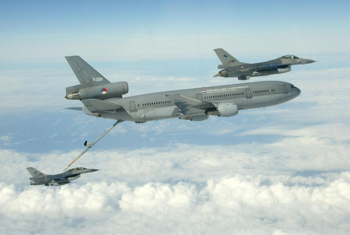 New website opened in view of the 2nd European Air-to-Air Refuelling Training