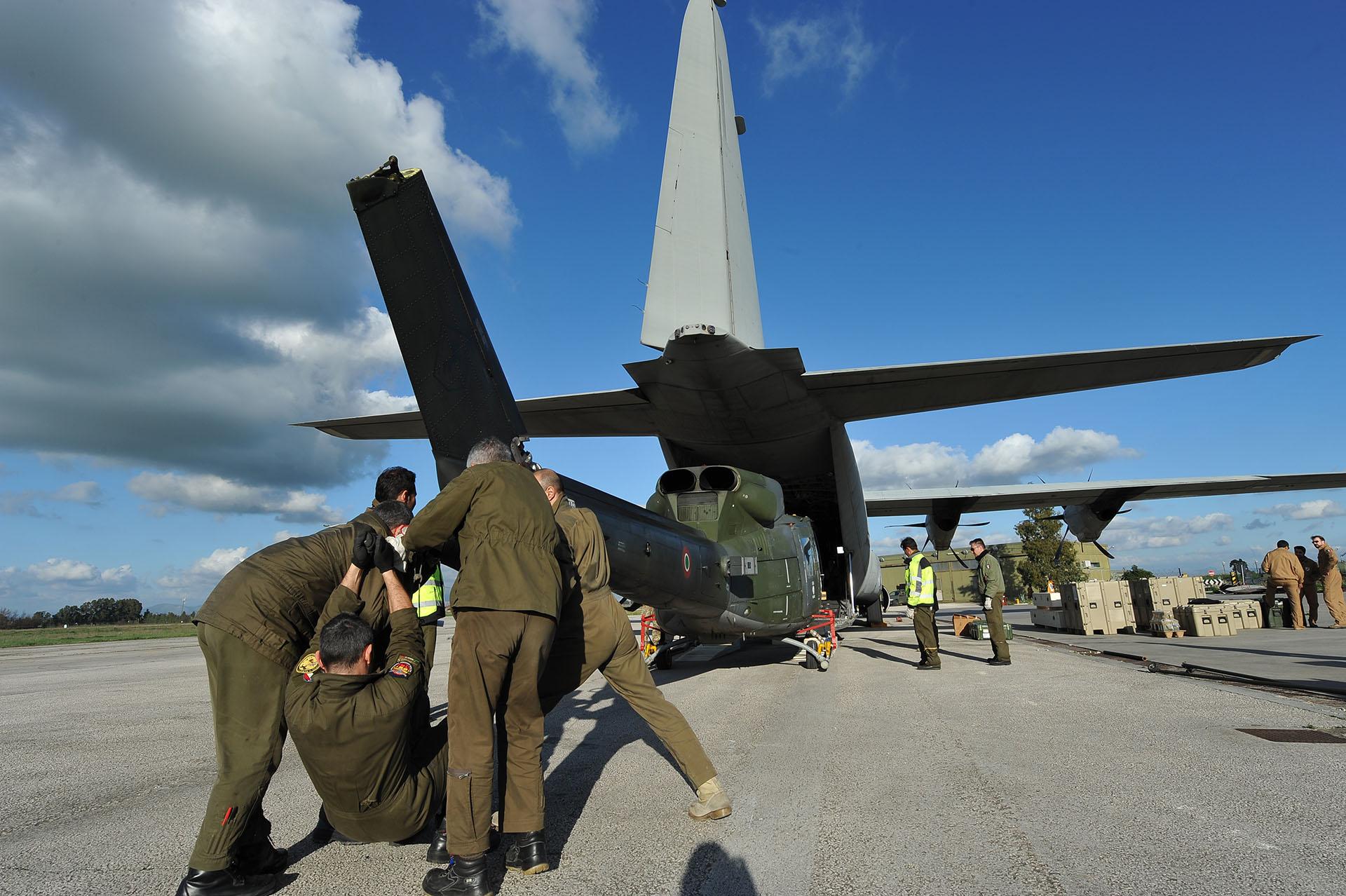 Air transport | European Air Transport Command