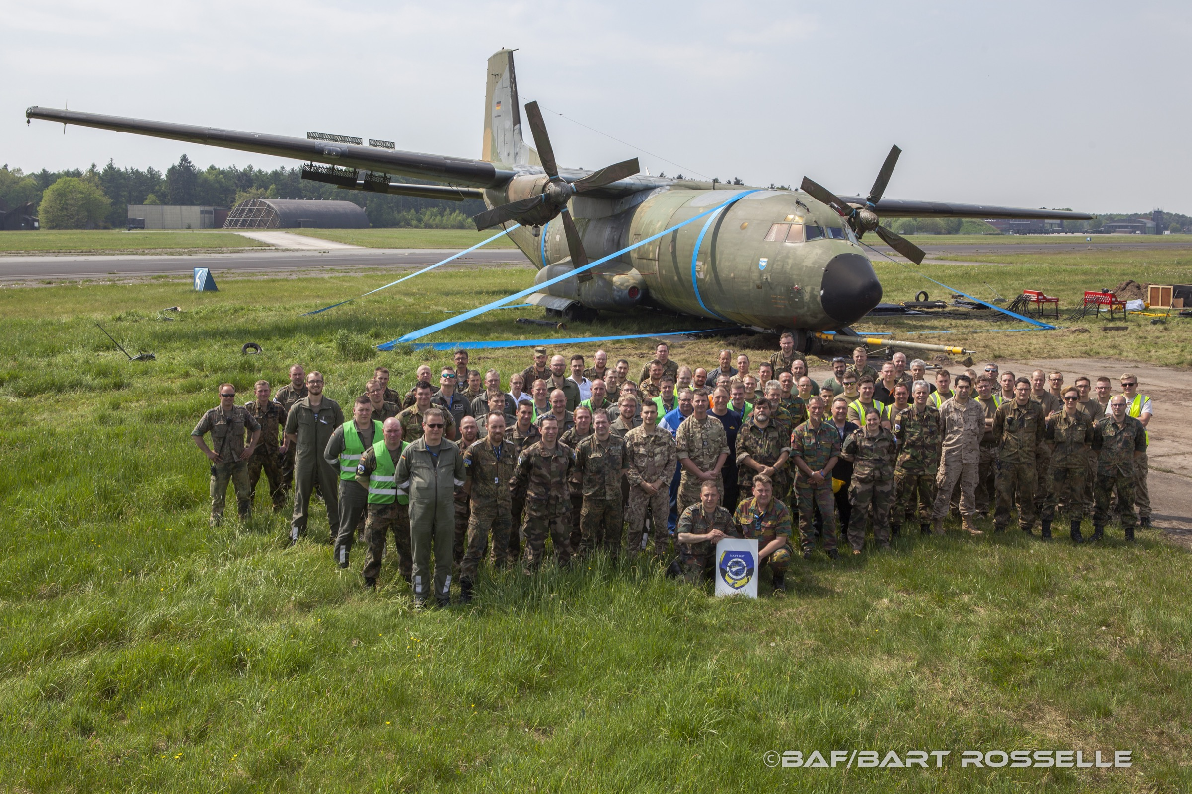 Multinational Aircraft Recovery Training 2017