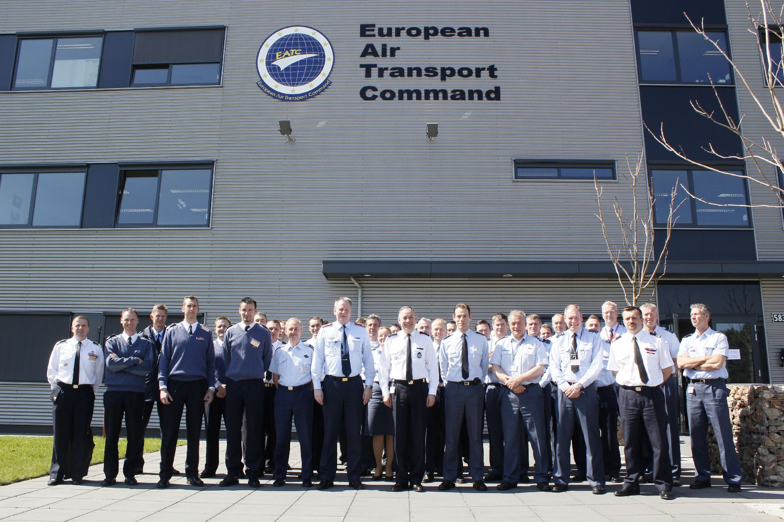 3rd EATC Commanders Conference at Eindhoven Air Base