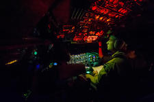 French air-dropping mission in Northern Iraq
