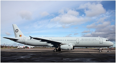 New Airbus A321 under EATC Operational Control