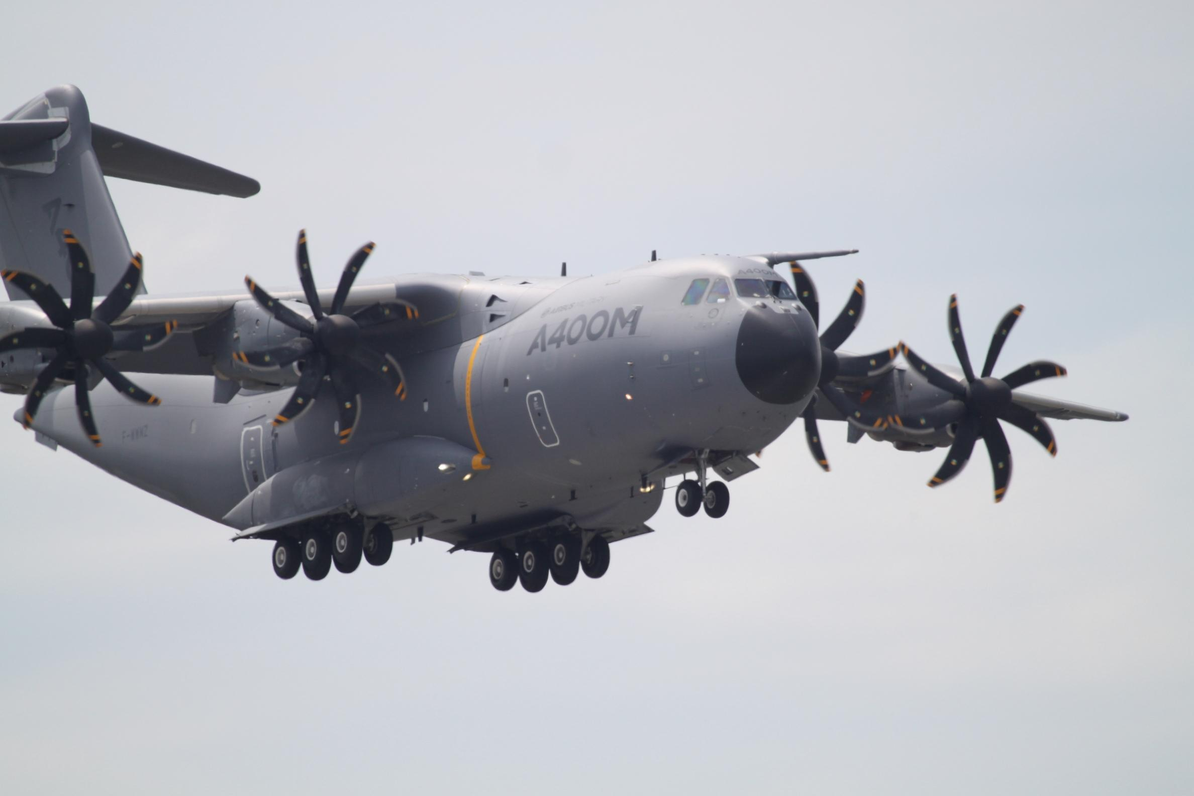 A400M at Le Bourget