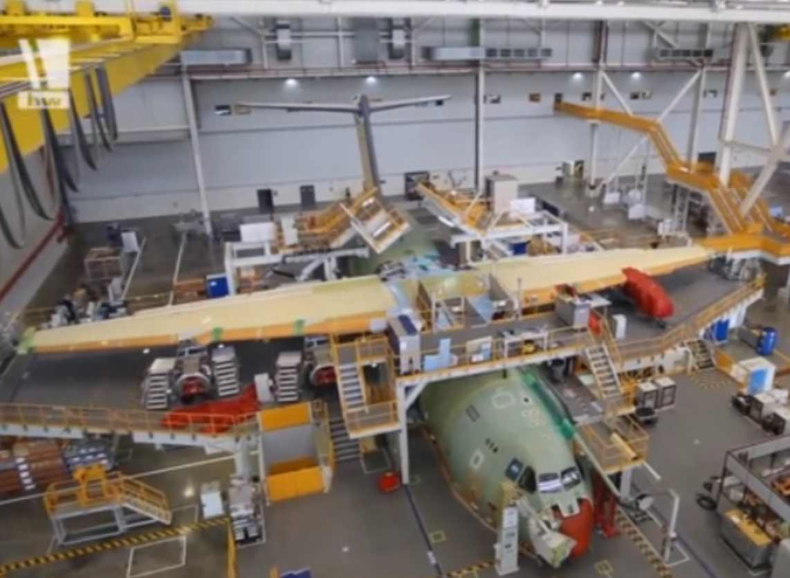 German A400 introduction takes shape
