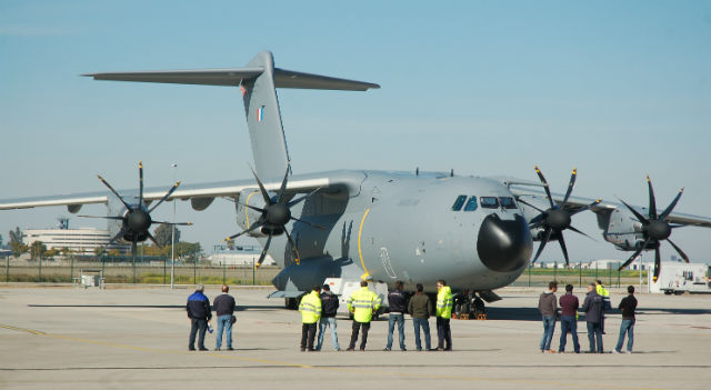 A400M First Delivery Ceremony