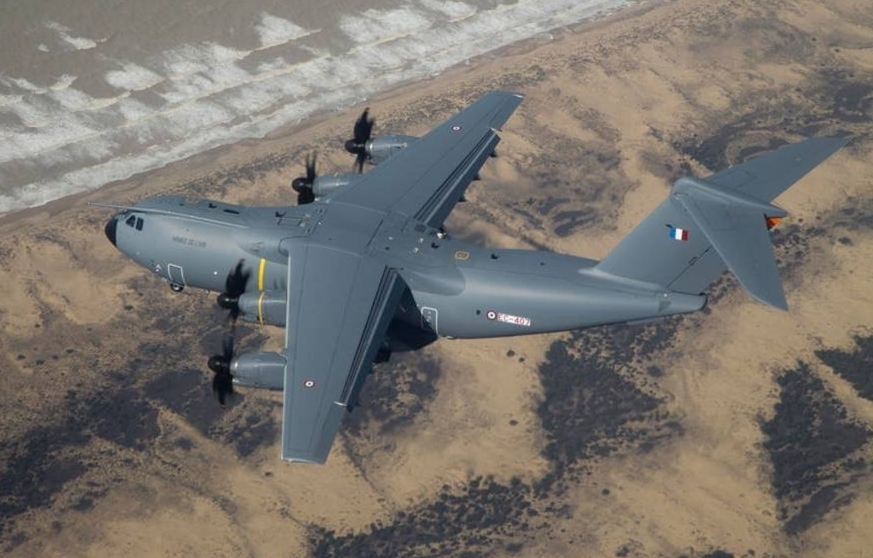 A400M achieved civil certification