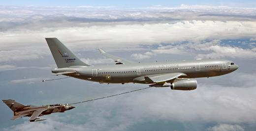 All Royal Air Force MRTT enter service on schedule