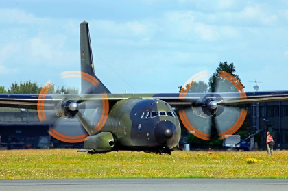Germany as new guardian of air space over the Baltic States