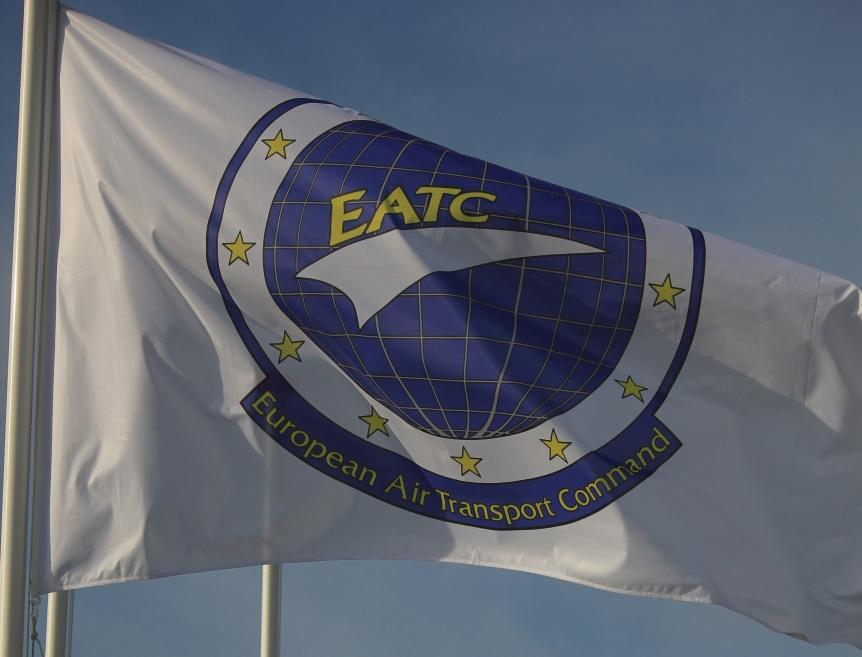 EATC Press release on declaration of Full Operational Capability