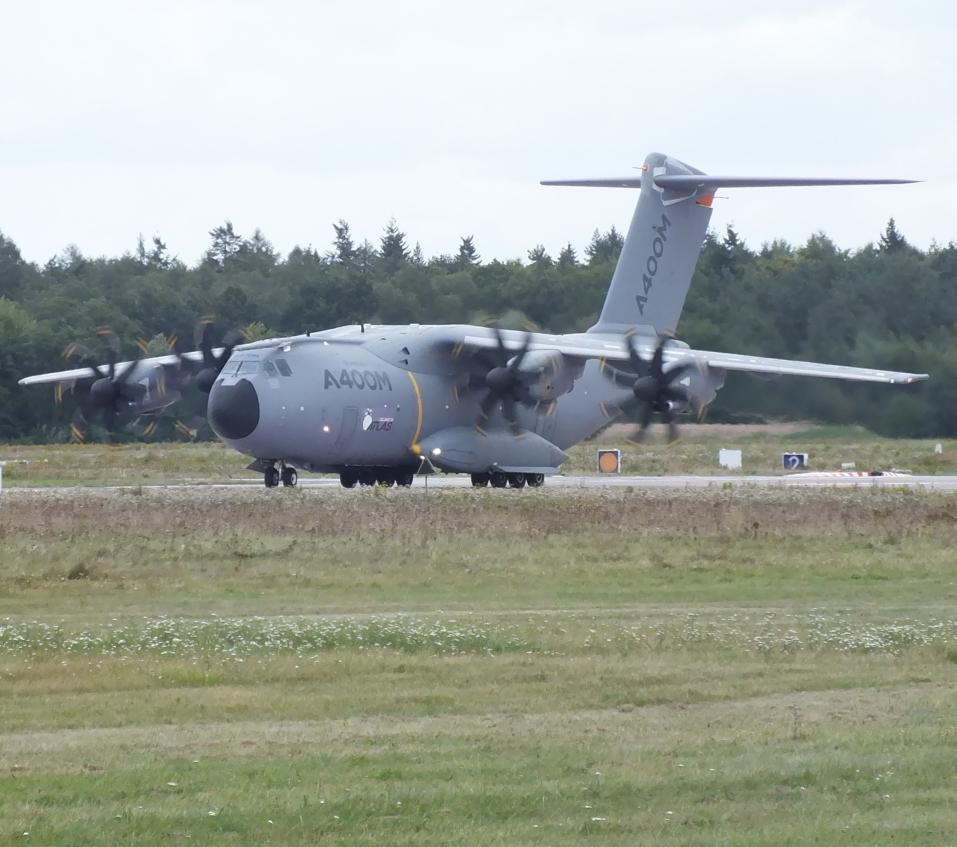 A new haven for the German A400M