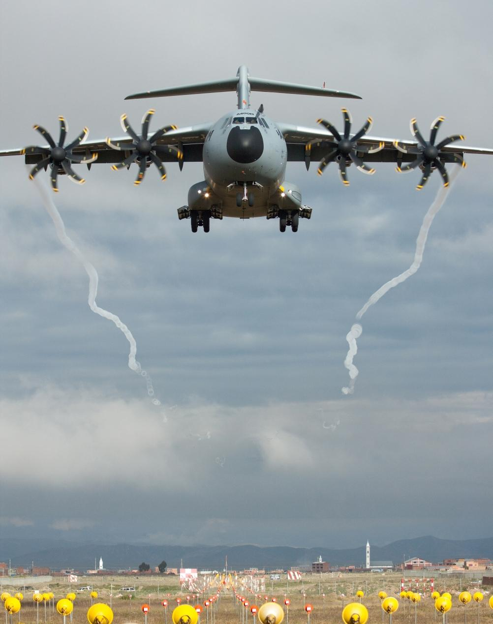 A400M on track for full certification