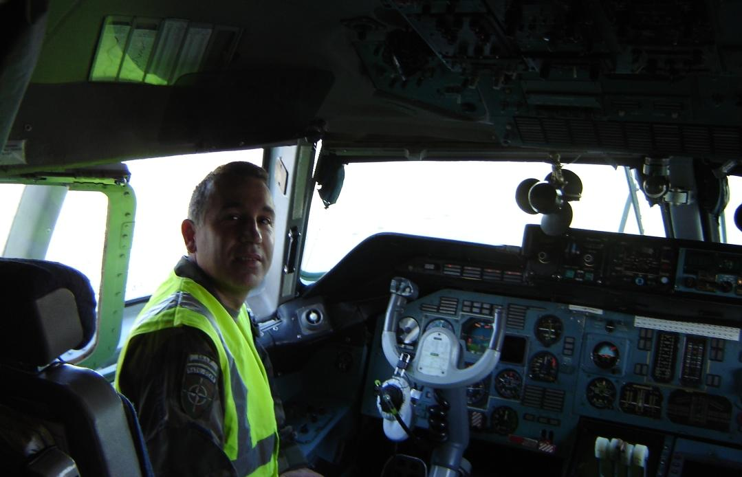 Preparing for the future: Engineer Officer on Airbus A400M