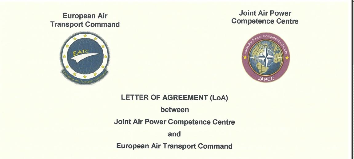 Eatc And Japcc Sign Letter Of Agreement