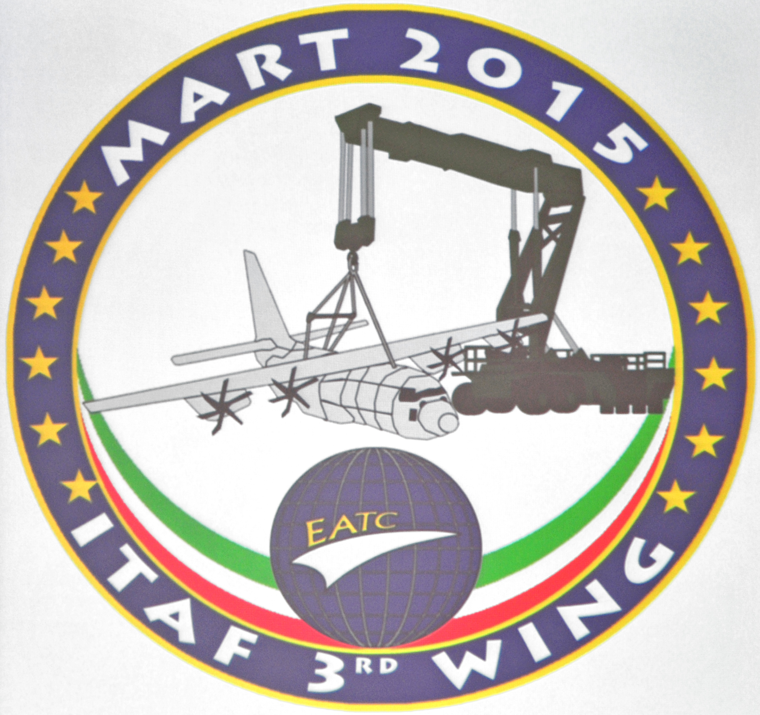 Multinational Aircraft Recovery Training (MART) 2015