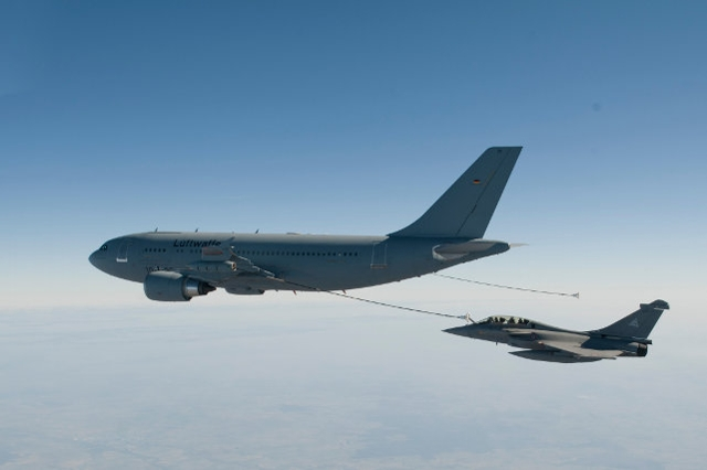 EATC assigned Airbus A310 MRTT deployed to Senegal