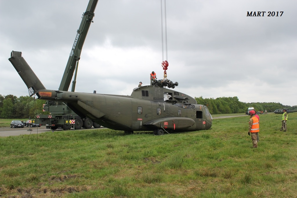 Multinational Aircraft Recovery Training 2019 in the starting blocks
