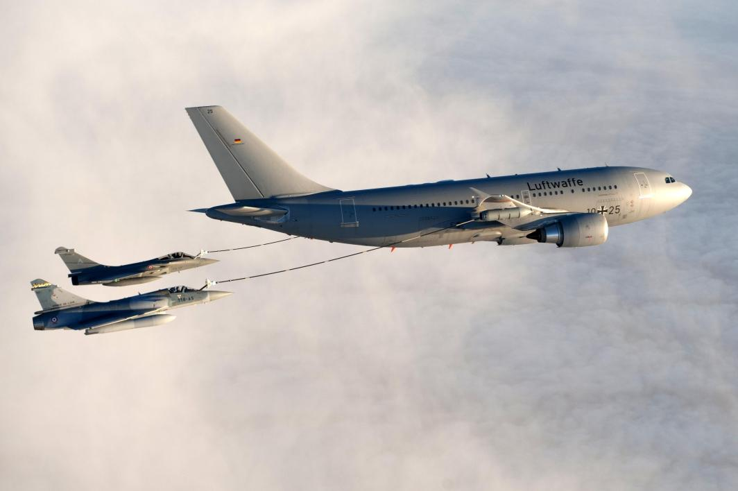 Reliable and capable - the Airbus A310 MRTT