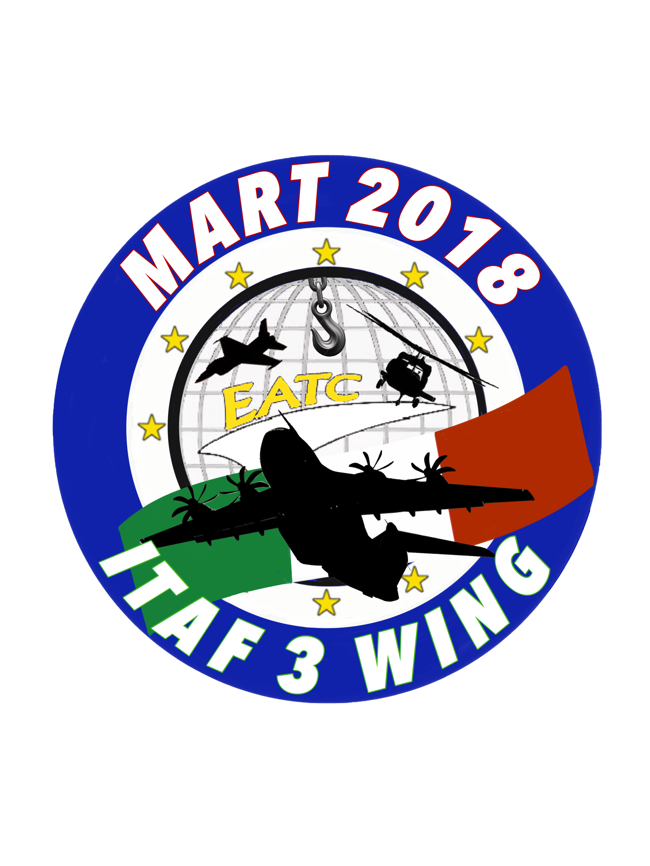 EATC's latest aide-mémoire for air recovery training introduced at MART 2018